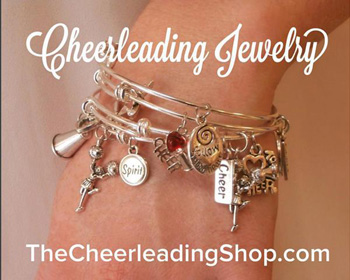 Cheerleading Jewelry