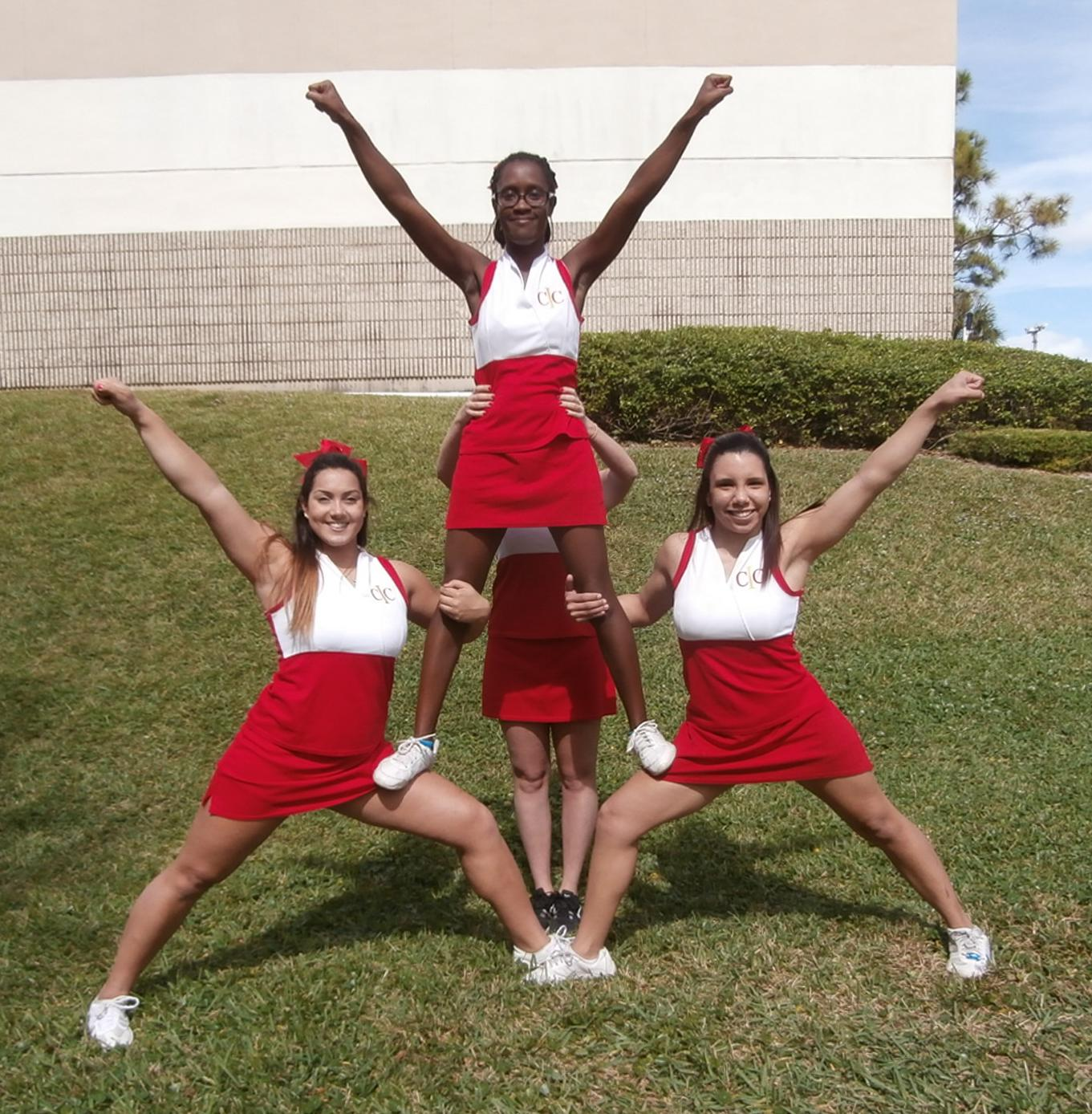information on cheerleading stunts Serious cheerleading injuries on the rise due to dangerous stunts serious cheerleading injuries increasing with risky cheerleading stunts.