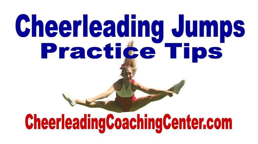 Cheerleading Jump Practice TIps